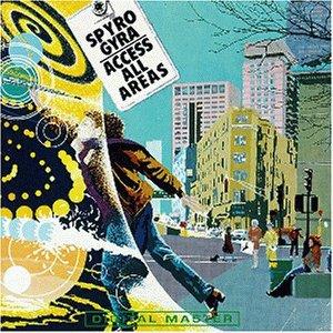 <i>Access All Areas</i> (Spyro Gyra album) 1984 live album by Spyro Gyra