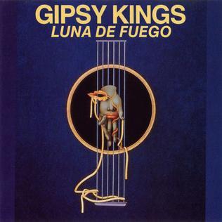 <i>Luna de Fuego</i> 1983 studio album by Gipsy Kings