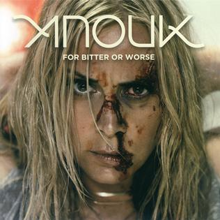 <i>For Bitter or Worse</i> 2009 studio album by Anouk