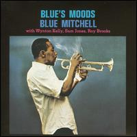 <i>Blues Moods</i> 1960 studio album by Blue Mitchell