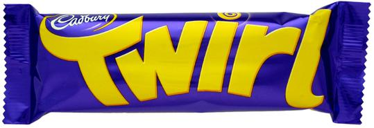 Twirl (chocolate Bar)