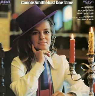<i>Just One Time</i> (album) 1971 studio album by Connie Smith