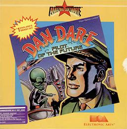 <i>Dan Dare: Pilot of the Future</i> video game