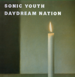 <i>Daydream Nation</i> 1988 studio album by Sonic Youth