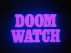 <i>Doomwatch</i> British science fiction television series