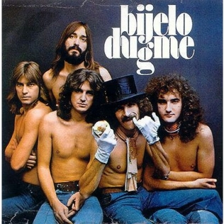 Bijelo Dugme Yugoslavian rock band