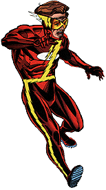 Flash Blaine
