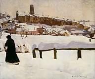 Hughes de Beaumont French painter