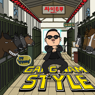 Gangnam Style Pop-music single by the South Korean artist PSY
