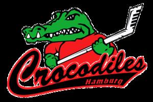 Eishockey Hamburg Crocodiles