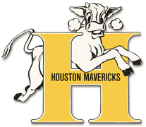 Houston Mavericks logo