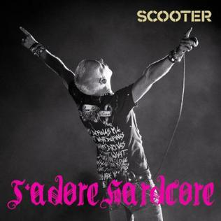 Jadore Hardcore single