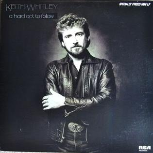 Keith Whitley There S A New Kid In Town