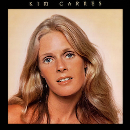 Kim Carnes - 1975 Self-Titled album cover.jpg