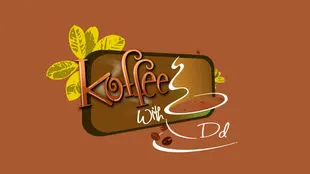 <i>Koffee with DD</i> TV talk show