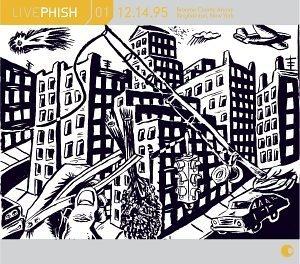 <i>Live Phish Volume 1</i> 2001 live album by Phish