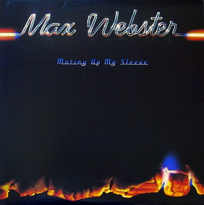 Mutiny Up My Sleeve (Max Webster album - cover art).jpg