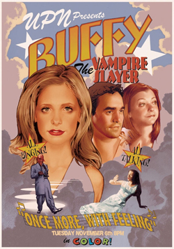 Once More, with Feeling (Buffy the Vampire Slayer) - Wikipedia