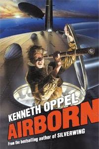 <i>Airborn</i> (novel) Novel by Kenneth Oppel