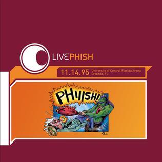 Live Phish 11 14 95 Wikipedia