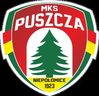 Puszcza Niepołomice Polish football club located in Niepołomice, Polan