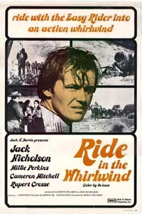 <i>Ride in the Whirlwind</i> 1965 film by Monte Hellman