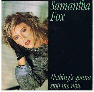 Samantha Fox Poster Book