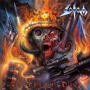 <i>Decision Day</i> album by Sodom