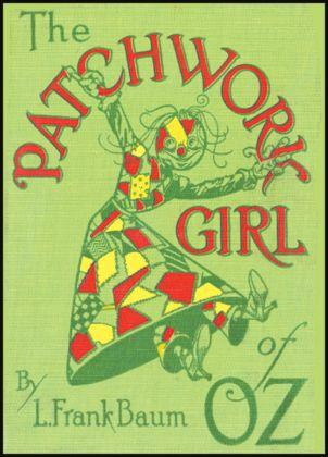 The Patchwork Girl of Oz movie poster