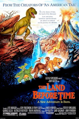 The Land Before Time full movie (1988)