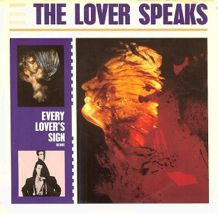 Every Lovers Sign 1986 single by The Lover Speaks