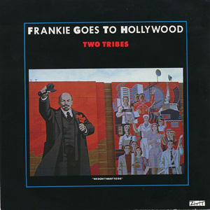 Frankie Goes to Hollywood — Two Tribes (studio acapella)