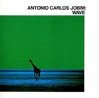 <i>Wave</i> (Antônio Carlos Jobim album) 1967 studio album by Antônio Carlos Jobim