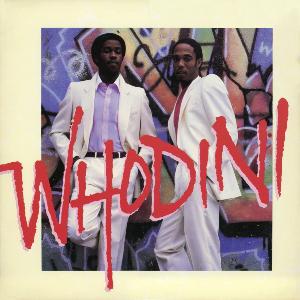 <i>Whodini</i> (album) 1983 studio album by Whodini