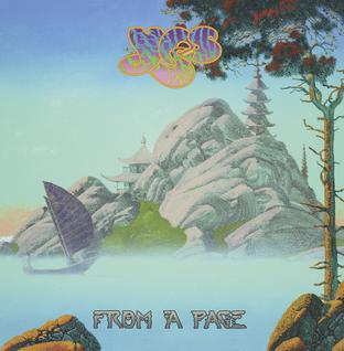 <i>From a Page</i> Yes album