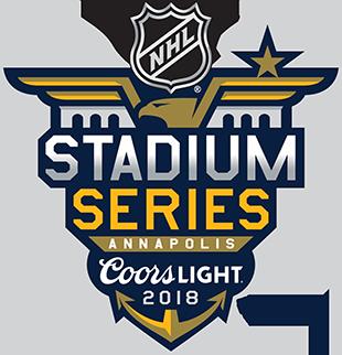 timeless design c9294 50bc7 2018 NHL Stadium Series - Wikipedia