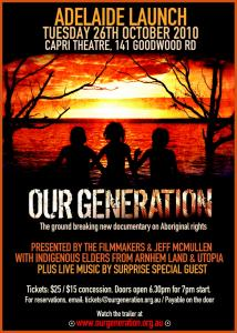 <i>Our Generation</i> (film)