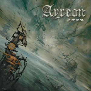 Vos pochettes préférées Ayreon_-_01011001