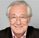 Barry Norman British film critic