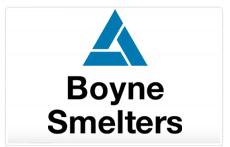 Boyne Smelters company