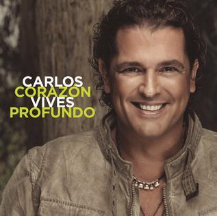 <i>Corazón Profundo</i> 2013 studio album by Carlos Vives