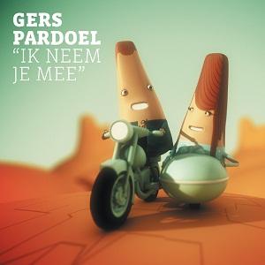 Ik neem je mee song recorded by Dutch rapper Gers Pardoel