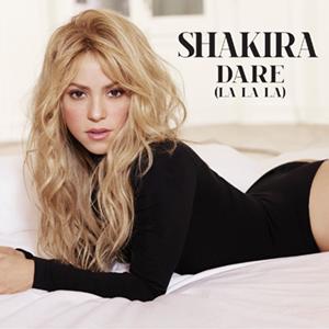 Shakira — Dare (La La La) (studio acapella)