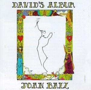 <i>Davids Album</i> 1969 studio album by Joan Baez