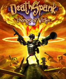 DeathSpank Thongs of Virtue cover.png