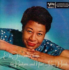 <i>Ella Fitzgerald Sings the Rodgers & Hart Song Book</i> 1956 studio album by Ella Fitzgerald