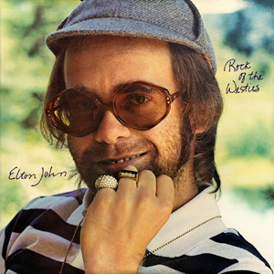 <i>Rock of the Westies</i> 1975 studio album by Elton John