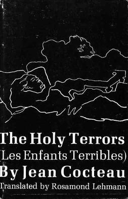 Picture of a book: Les Enfants Terribles