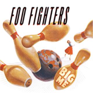 Big Me 1996 single by Foo Fighters