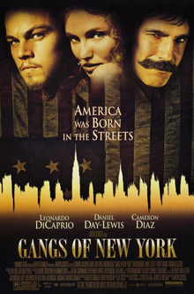 gangs of new york  gangs of new york poster jpg